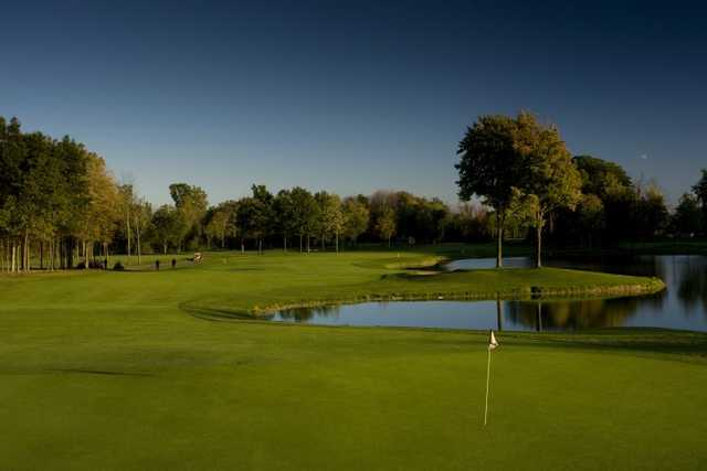 How do YOU describe golf nirvana. 240 holes of golf within seven miles. H