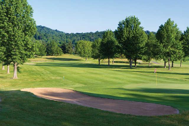 Shawnee State Park Golf Resort In Friendship Teetimes Com