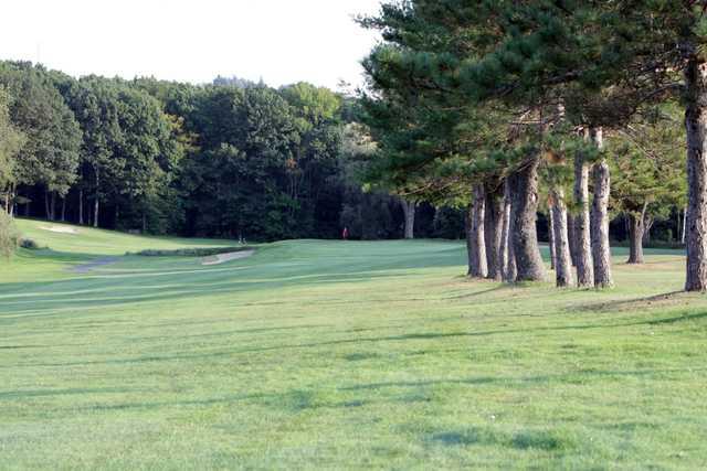 Gardner municipal golf course in gardner for Gardner golf course