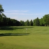A view of the 3rd green at Old Oak Country Club