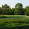 A view of the 12th hole at Old Oak Country Club