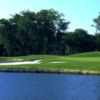 A view of hole #8 at Bridlewood Golf Club