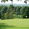 A view of green #18 at Clifton Highlands Golf Course