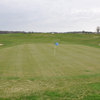 A view of a green at Empire Springs Golf Club