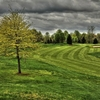 A view of a fairway at Linfield National Golf Club