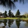 View from Pico Rivera Municipal Golf Course