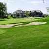 A view of hole #11 at Tiffany Greens Golf Club