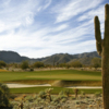 A view of hole #15 at Verrado Golf Club