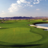 Boulder Creek Golf Club offers 27 challenging holes, a hospitable staff and a tranquil environment near Las Vegas.
