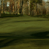 View of the 4th green at Pine Hills Golf Club