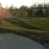 View of the 6th green at Pine Hills Golf Club