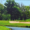 A view of a green at Adams Golf Club