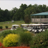 A view of the clubhouse at Incline Village Golf Course
