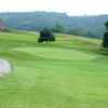 A view of green #7 from Boone's Trace National GC