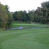 A view of hole #16 at Hidden Greens Golf Course