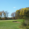 A view of hole #12 at Bulrush Golf Club