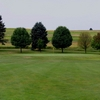 A view of green #15 at Clarion Oaks Golf Course