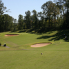 A view from tee at Mineral Mound Golf Course