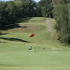 A view of green at Mineral Mound Golf Course