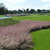 A view of the 15th hole from The Bridges at Springtree Golf Club