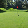 A view of green #2 at Blackberry Farm Golf Course