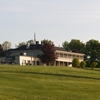 A view of the clubhouse at Agawam Municipal Golf Course