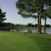 A view over the water from Meadow Oaks Golf & Country Club