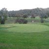 A view of a green at Gavilan Golf Course