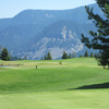 A view of the 2nd green at Elk Ridge Golf Course