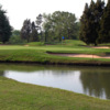 A view of green #3 at Championship Course from Tanglewood Golf Club