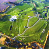 Aerial view from Pheasant Hills Golf Course
