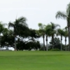 A view of the 8th green at Manatee County Golf Course