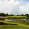 A view of fairway #18 at Hunter's Creek Golf Club