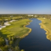 Aerial view from Raptor Bay Golf Club