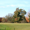 View of a green from Waters Edge Golf Club