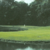 A view over the water from Tameka Woods Golf Club