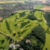 Aerial view of Owston Hall Golf Resort