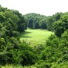 A view from Lick Creek Golf Course