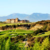 View of the clubhouse at Vellano Country Club