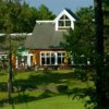 A view of the clubhouse at Nemadji Golf Course