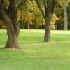View of a green at Springvale Golf Club
