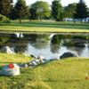 A view from the 9th red tee at Ledge Meadows Golf Course