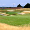 A view of a green at The Vineyards Golf Club