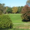 A view of the 12th fairway at Huron Shores Golf Course