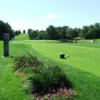 A view of the 7th tee at Waushara Country Club