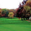A view of green #8 at Elbel Park Golf Course