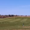 A view of a green at Edmonton Garrison Memorial Golf & Curling Club