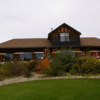 A view of the clubhouse at Riverbend Golf & Country Club