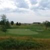 A view of the 14th green at Otter Creek Golf Course