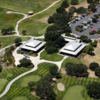 Aerial view from Hunter Ranch Golf Course